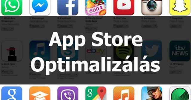 App Store Optimalizálás (ASO) thumbnail
