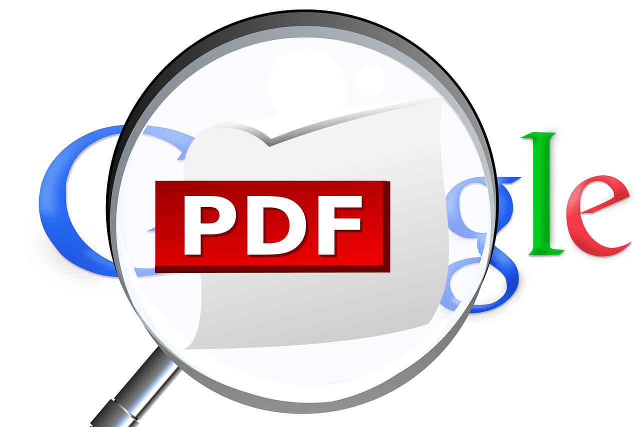 PDF SEO - PDF fájlok keresőoptimalizálása
